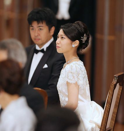 Japanese Royal Wedding Reception | Royal Hats