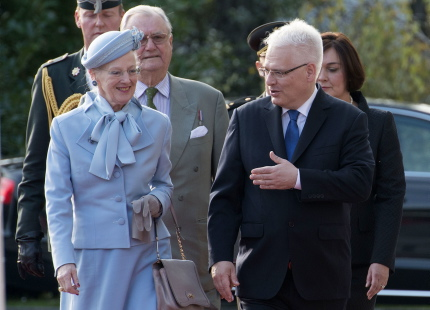 Queen Margrethe, October 21, 2014 | Royal Hats