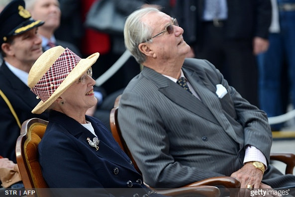 Queen Margrethe, October 23, 2014 | Royal Hats