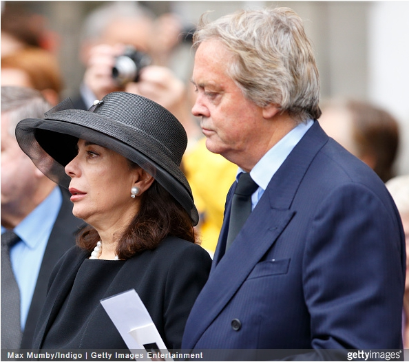 Dowager Duchess of Marlborough, October 24, 2014 | Royal Hats