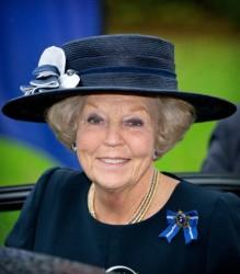 Princess Beatrix, October 24, 2014 | Royal Hats