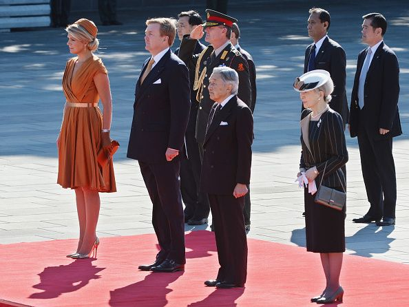 Dutch State Visit to Japan, October 29, 2014 | Royal Hats