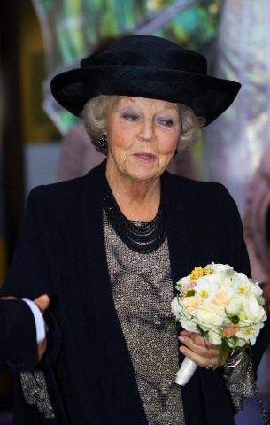 Princess Beatrix, October 29, 2014 | Royal Hats