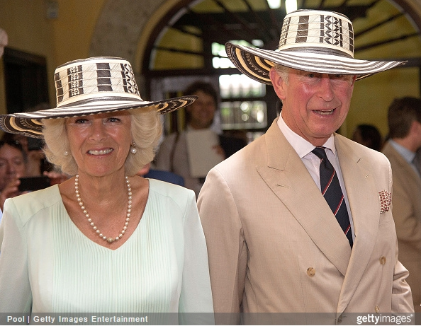 Duchess of Cornwall and Prince of Wales, October 31, 2014 | Royal Hats