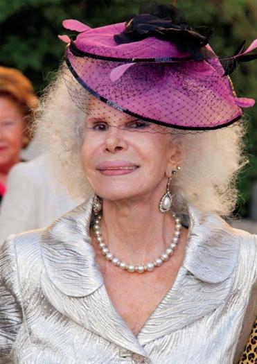 Duchess of Alba, May 3, 2010  | Royal Hats