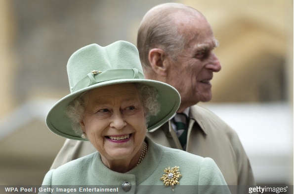 Queen Elizabeth, April 29, 2012 in Philip Somerville | Royal Hats