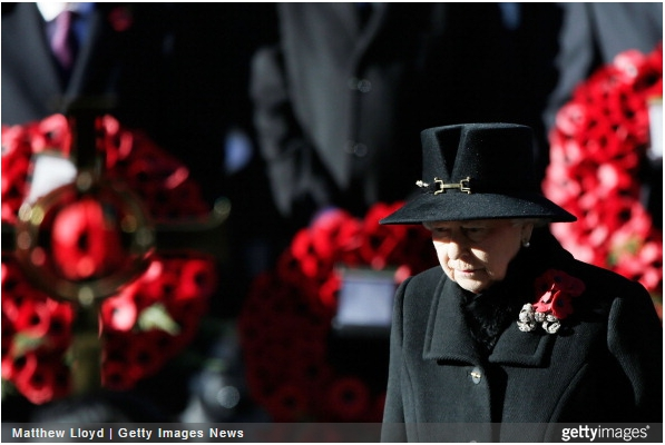 Queen Elizabeth, November 10, 2013 in Philip Somerville | Royal Hats