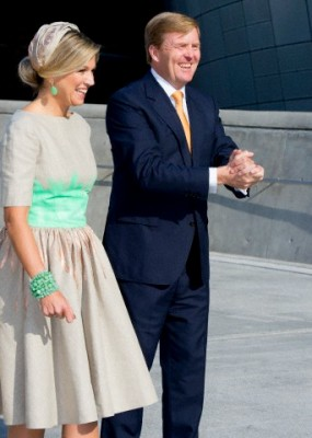 Dutch Royal Couple visit South Korea