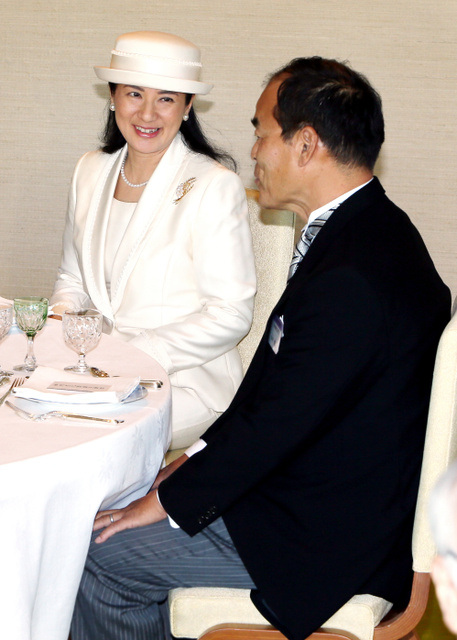 Crown Princess Masako, November 4, 2014 | Royal Hats