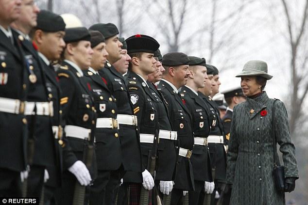Princess Anne, November 10, 2014 | Royal Hats