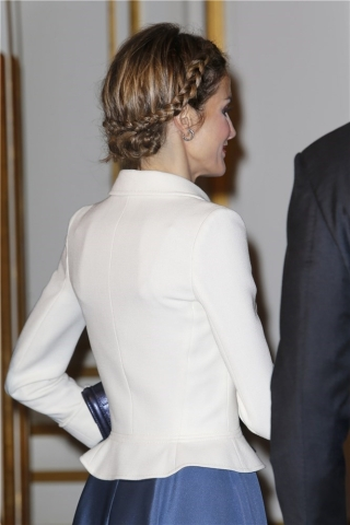 Queen Letizia, Novemer 12, 2014 | Royal Hats