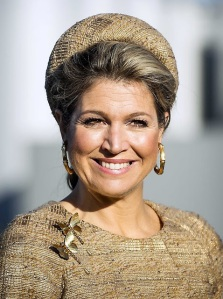 Queen Máxima, November 13, 2014 in Fabienne Delvigne | Royal Hats