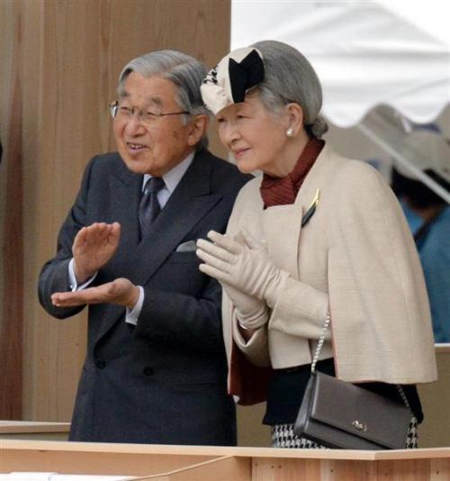 Empress Michiko, November 16, 2014 | Royal Hats