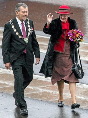 Queen Margrethe, November 18, 2014 | Royal Hats