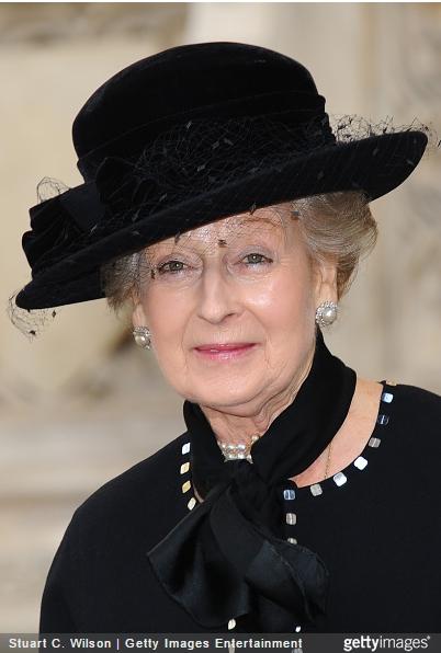 Princess Alexandra, November 20, 2014 | Royal Hats