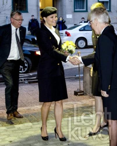 Princess Victoria, November 22, 2014 | Royal Hats