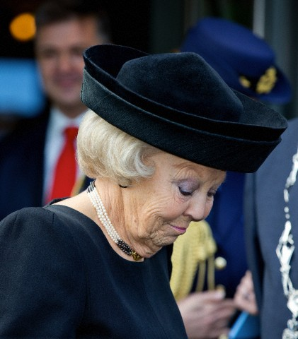 Princess Beatrix, November 28, 2014 | Royal Hats