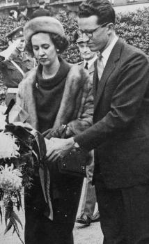 Fabiola de Mora y Aragón, September 26, 1960 | Royal Hats