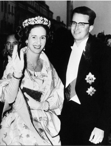 King Baudouin and Queen Fabiola | Royal Hats