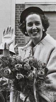 Queen Fabiola, May 6, 1961 | Royal Hats