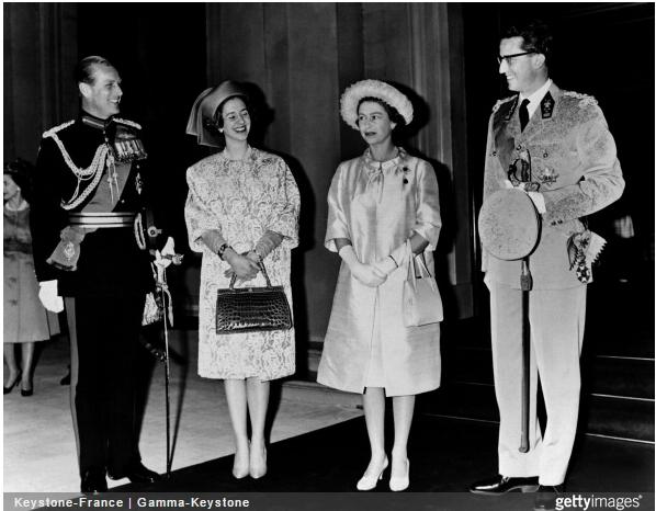 Queen Fabiola and Queen Elizabeth, May 17, 1963 | Royal Hats