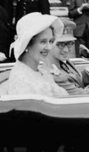 Queen Fabiola, July 21, 1961 | Royal Hats