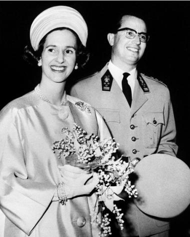 Queen Fabiola, May 15, 1961 | Royal Hats