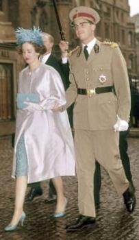Queen Fabiola, May 1963| Royal Hats