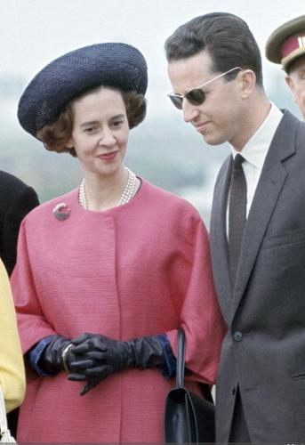 Queen Fabiola, 1966 | Royal Hats