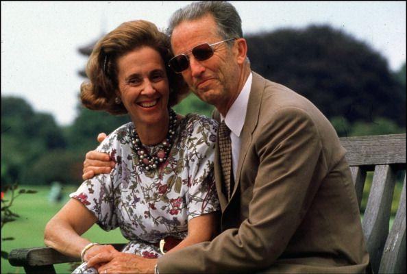 King Baudouin and Queen Fabiola, 1990