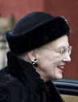 Queen Margrethe, January 9, 2014 | Royal Hats