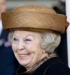 Princess Beatrix, January 11, 2014 | Royal Hats
