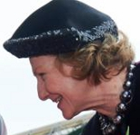 Queen Sonja, February 7, 2014 | Royal Hats