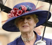 Princess Alexandra of Kent, June 3, 2014 | Royal Hats