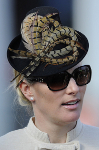 Zara Phillips, March 11, 2014 | The Royal Hats Blog