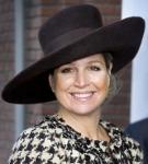Queen Máxima, March 12, 2014 in Fabienne Delvigne | Royal Hats