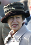 Princess Anne, March 12, 2014 | The Royal Hats Blog
