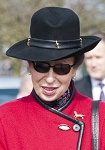 Princess Anne, March 14, 2014 | The Royal Hats Blog