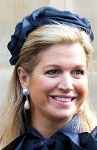 Queen Máxima, March 22, 2014 in Fabienne Delvigne | Royal Hats