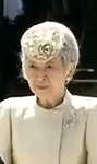 Empress Michiko, April 2, 2014 | The Royal Hats Blog