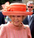 Princess Beatrix, April 5, 2014 | Royal Hats