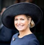 Queen Máxima, April 5, 2014 in Fabienne Delvigne | Royal Hats