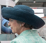 Princess Benedikte, April 7, 2014 | Royal Hats