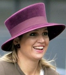 Queen Máxima, April 15, 2014 in Fabienne Delvigne | Royal Hats