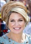 Queen Máxima, April 26, 2014 in Fabienne Delvigne | Royal Hats