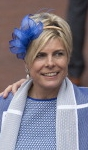Princess Laurentien, April 26, 2014 in Eudia | Royal Hats