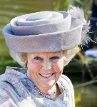 Princess Beatrix, April 26, 2014 | Royal Hats