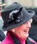 Queen Margrethe, May 15, 2014 | Royal Hats