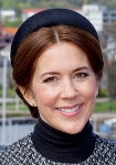 Crown Princess Mary, May 9, 2014 in Susanne Juul| Royal Hats