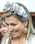 Queen Máxima, May 13, 2014 in Fabienne Delvigne | Royal Hats